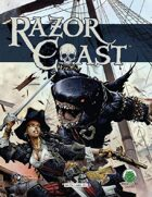 Razor Coast - Swords & Wizardry Edition