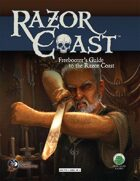 Razor Coast Freebooter's Guide - Swords & Wizardry Edition