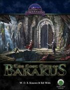 Rappan Athuk/The Lost City of Barakus Regional Map