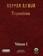 Rappan Athuk 2014 Expansions Pathfinder