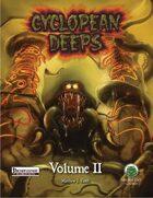 Cyclopean Deeps Volume 2 Pathfinder