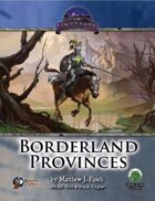 The Lost Lands: Borderland Provinces Swords and Wizardry Edition