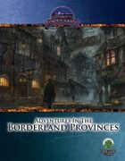 The Lost Lands: Adventures in the Borderland Provinces Swords and Wizardry Edition
