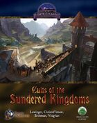 Cults of the Sundered Kingdoms Swords and Wizardry Edition