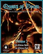 Quests of Doom Volume 1 (5E)