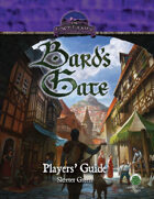 The Lost Lands: Bard's Gate Players' Guide