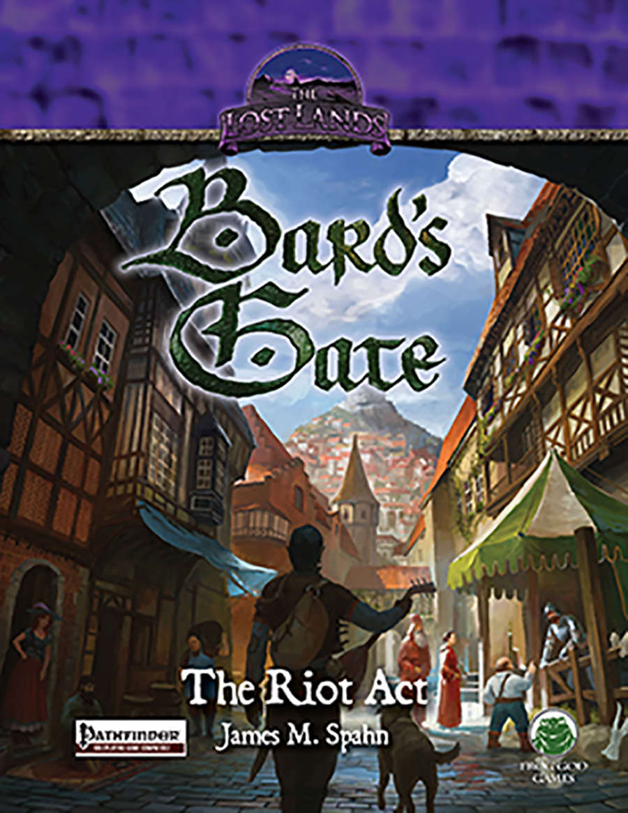 The Riot Act - (PF)