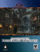 The Lost Lands: Adventures in the Borderland Provinces 5th Edition
