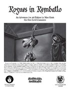 Rogues in Remballo 5th Edition