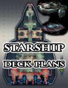 Starship Deck Plans