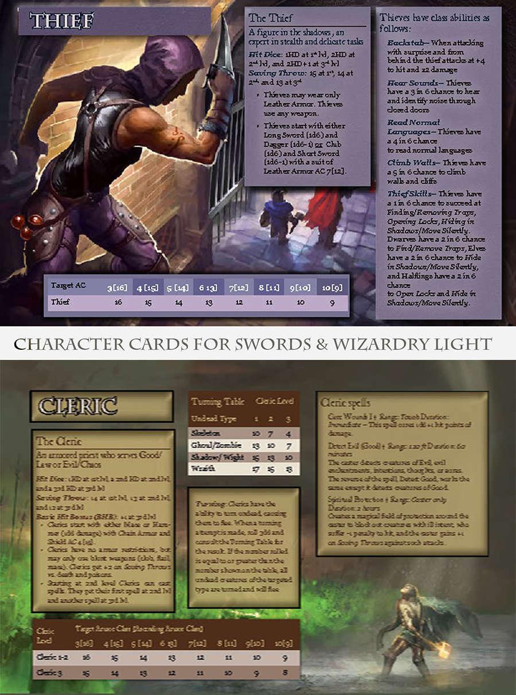 swords and wizardry monstrosities pdf