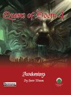 Quests of Doom 4: Awakenings - Pathfinder