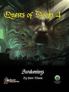 Quests of Doom 4: Awakenings (S&W)