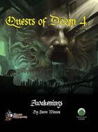 Quests of Doom 4: Awakenings (SW)