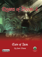 Quests of Doom 4: Cave of Iron (PF)