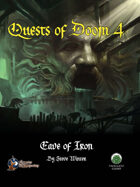 Quests of Doom 4: Cave of Iron (SW)
