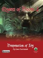 Quests of Doom 4: Desperation of Ivy - Pathfinder