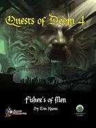Quests of Doom 4: Fishers of Men (S&W)