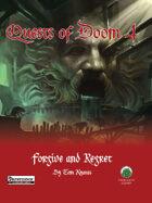 Quests of Doom 4: Forgive and Regret (PF)