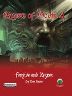 Quests of Doom 4: Forgive and Regret - Pathfinder