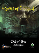 Quests of Doom 4: God of Ore (SW)