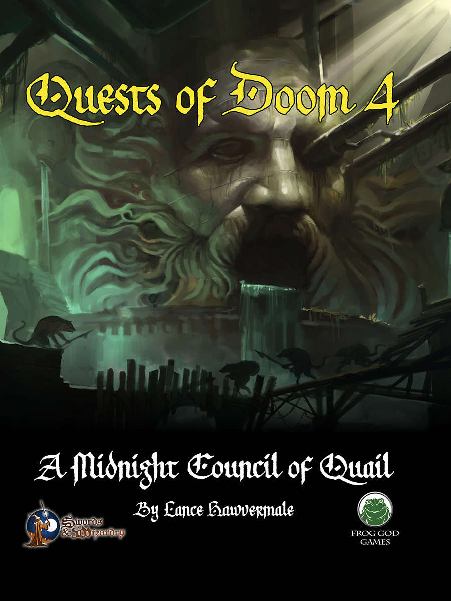 Quests of Doom 4: A Midnight Council of Quail (SW)