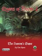 Quests of Doom 4: The Hunter's Game - Pathfinder