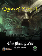 Quests of Doom 4: The Missing Pin (SW)