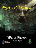Quests of Doom 4: War of Shadows (SW)