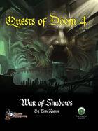 Quests of Doom 4: War of Shadows (SW)