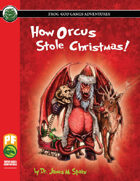 How Orcus Stole Christmas - Pathfinder
