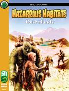 Hazardous Habitats: Desertlands - Pathfinder