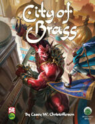 City of Brass (Fifth Edition)