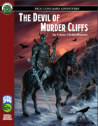 The Devil of Murder Cliffs (Swords and Wizardry)