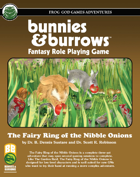 The Fairy Ring of the Nibble Onions (B&B)