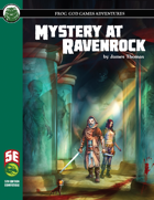 Mystery at Ravenrock - Fifth Edition