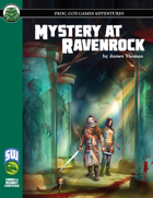Mystery at Ravenrock - Swords & Wizardry