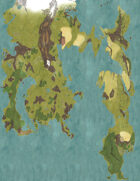 The World of the Lost Lands: Maps