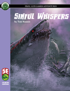 Sinful Whispers (5e)