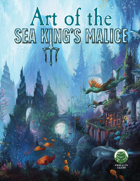 Art of the Sea King's Malice