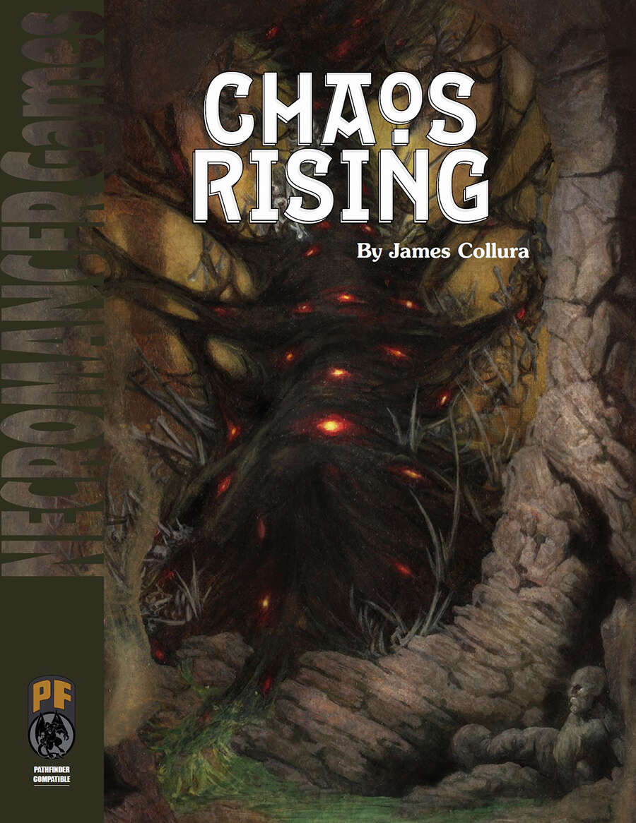 Cover of Chaos Rising