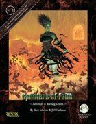 Splinters of Faith 2 Swords and Wizardry Edition