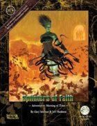 Splinters of Faith 6 Swords and Wizardry Edition