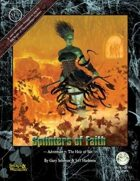 Splinters of Faith 7 Swords and Wizardry Edition