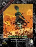 Splinters of Faith 8 Swords and Wizardry Edition