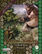 Hex Crawl Chronicles 2 The Winter Woods - Pathfinder Edition