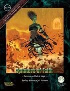 Splinters of Faith 9 Swords and Wizardry Edition