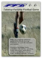 FFG Tabletop Fastplay Football Game!