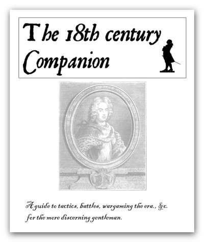 The 18th century Companion