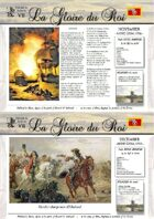 1706 AD The Glory of Kings 18th century wargames campaign newspapers